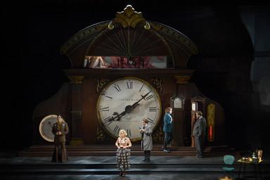 Photographie : L'Heure espagnole, Ravel & Gianni Schicchi, Puccini. 2016/2017, Opéra national de Lorraine  