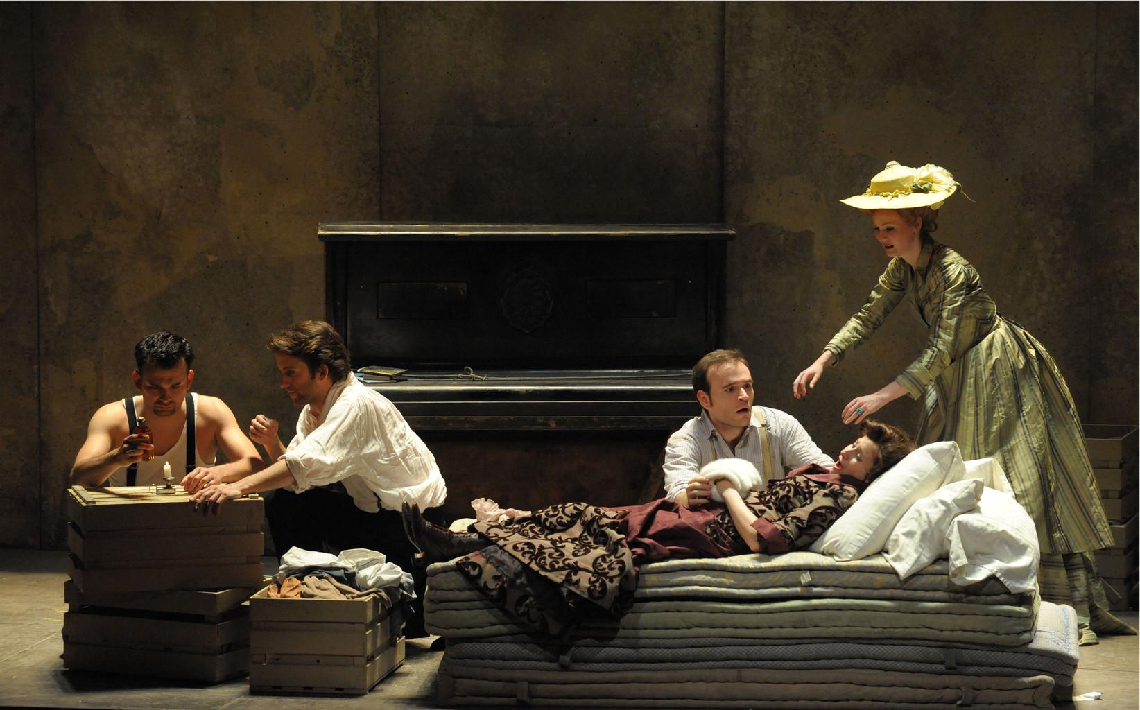Photographie : Bohème (La). 2010/2011, Opéra Théâtre de Limoges |