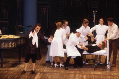 Photographie : Barbier de Séville (Le). 1996/1997, Opéra Théâtre de Limoges |