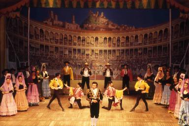 Photographie : Andalousie. 1996/1997, Opéra Théâtre de Limoges |