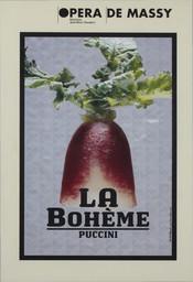 Programme de Salle : Bohème (La). 2005/2006, Opéra de Massy |