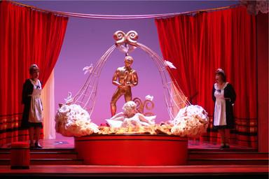 Photographie : Amour masqué (L'). 2006/2007, Opéra-Théâtre de Metz Métropole |