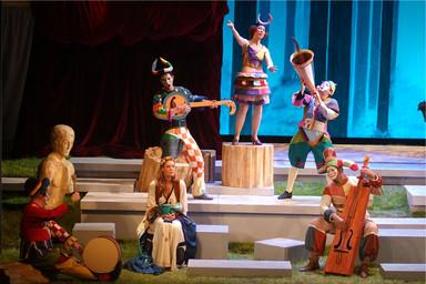 Photographie : Ariadne auf Naxos. 2006/2007, Opéra-Théâtre de Metz Métropole |
