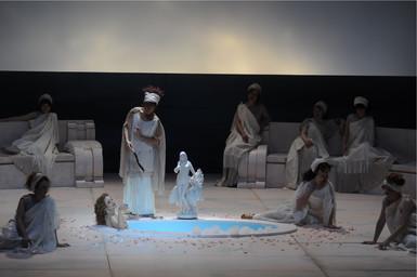 Photographie : Belle Hélène (La). 2007/2008, Opéra-Théâtre de Metz Métropole  