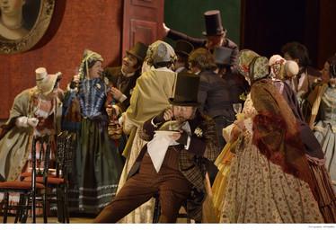 Photographie : Chapeau de paille d'Italie (Le). 2012/2013, Angers Nantes Opéra |