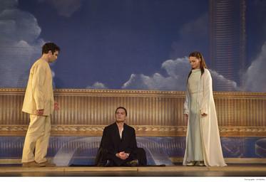 Photographie : Enlèvement au Sérail (L'). 2012/2013, Angers Nantes Opéra  