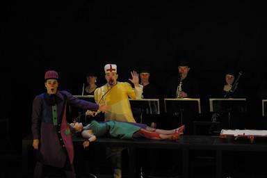 Photographie : Aller-Retour. 2008/2009, Opéra-Théâtre de Metz Métropole  