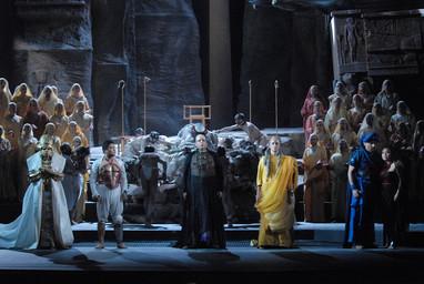 Photographie : Aida. 2005/2006, Opéra national de Bordeaux |