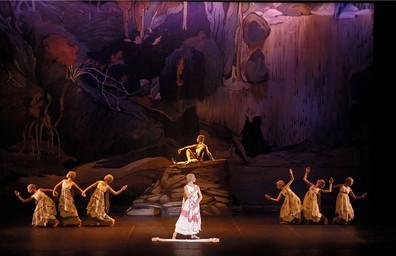 Photographie : Après-midi d'un faune (L'). 2009/2010, Opéra national de Bordeaux |
