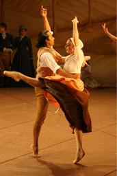 Photographie : Giselle. 2007/2008, Opéra de Nice Côte d'Azur  
