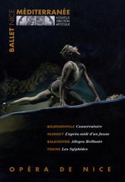 Programme de Salle : Allegro Brillante. 2009/2010, Opéra de Nice Côte d'Azur |