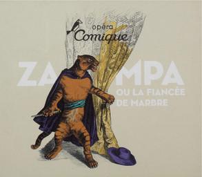 Programme de Salle : Zampa. 2007/2008, Théâtre national de l'Opéra-comique |