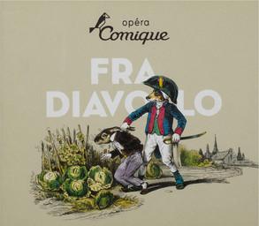 Programme de Salle : Fra Diavolo ou l'hôtellerie de Terracine. 2008/2009, Théâtre national de l'Opéra-comique |
