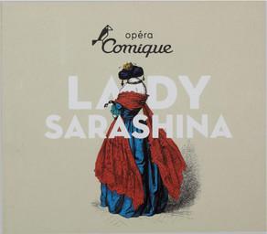Programme de Salle : Lady Sarashina. 2008/2009, Théâtre national de l'Opéra-comique |