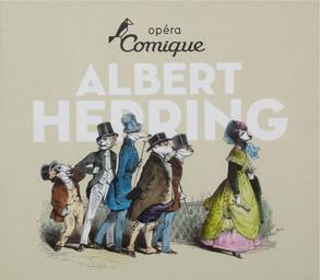 Programme de Salle : Albert Herring. 2008/2009, Théâtre national de l'Opéra-comique |