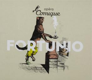 Programme de Salle : Fortunio. 2009/2010, Théâtre national de l'Opéra-comique  