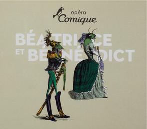 Programme de Salle : Béatrice et Bénédict. 2009/2010, Théâtre national de l'Opéra-comique |