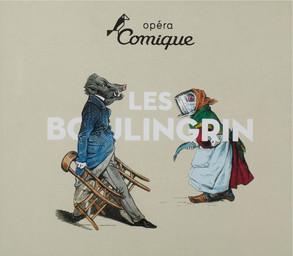 Programme de Salle : Boulingrin (Les). 2009/2010, Théâtre national de l'Opéra-comique |