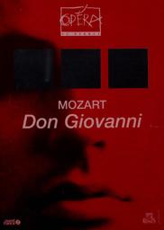 Programme de Salle : Don Giovanni. 1999/2000, Opéra de Rennes |