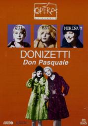 Programme de Salle : Don Pasquale. 2000/2001, Opéra de Rennes |