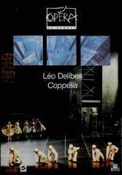 Programme de Salle : Coppélia. 2001/2002, Opéra de Rennes |