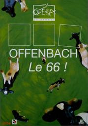 Programme de Salle : 66 (Le). 2001/2002, Opéra de Rennes |