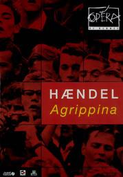 Programme de Salle : Agrippina. 2002/2003, Opéra de Rennes |