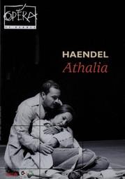 Programme de Salle : Athalia. 2003/2004, Opéra de Rennes |