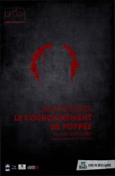 Programme de Salle : Couronnement de Poppée (Le). 2010/2011, Opéra de Rennes |
