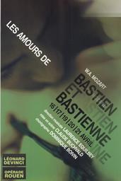 Affiche : Bastien et Bastienne. 2001/2002, Opéra de Rouen Haute-Normandie |