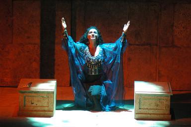 Photographie : Aida. 2004/2005, Opéra Théâtre de Limoges |