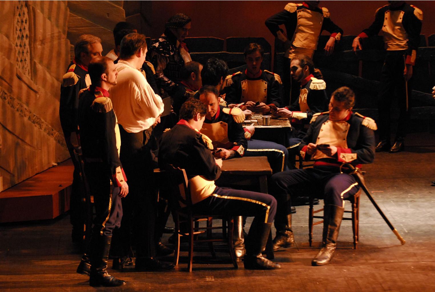 Photographie : Carmen. 2006/2007, Opéra Théâtre de Limoges |