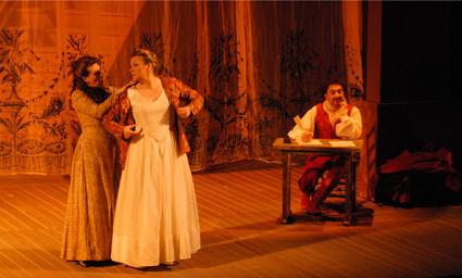 Photographie : André Chénier. 2007/2008, Opéra Théâtre de Limoges |