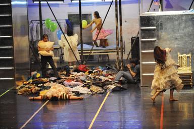 Photographie : Chambre d'ange (La). 2009/2010, Opéra Théâtre de Limoges |