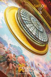Opéra de Reims - Brochure de Saison. 2017/2018, Opéra de Reims |