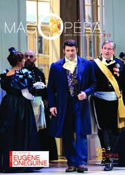 MagOpéra Mars/Juin n°12. 2017/2018, Opéra de Reims |