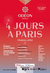 4 jours à Paris  